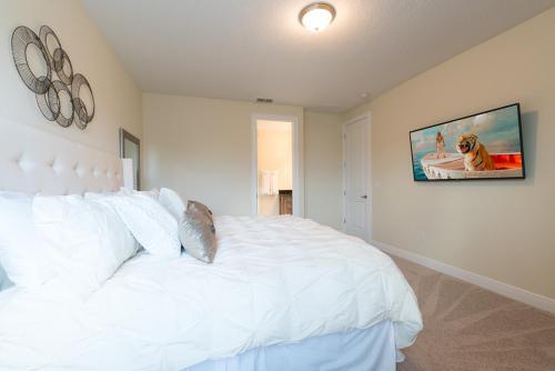 The Encore Club At Reunion - Six Bedroom Home - Ec122 - Kissimmee, FL 34747