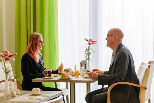 Zimmeranzahl Mercure Hotel Greifswald