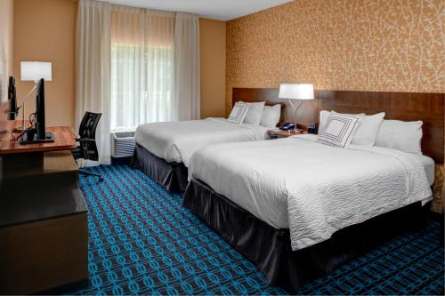 Fairfield Inn & Suites By Marriott Douglas - Douglas, GA 31533