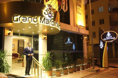 Mersin Grand Mardin-i Hotel harita