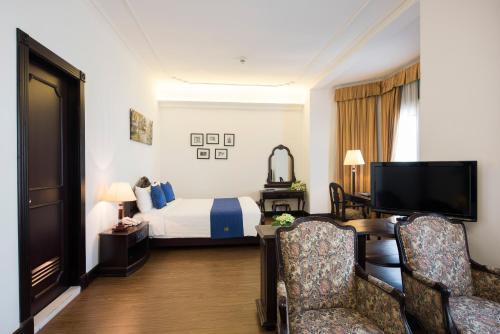 Hoa Binh Hotel photo 28
