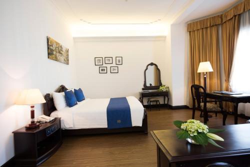 Hoa Binh Hotel photo 29