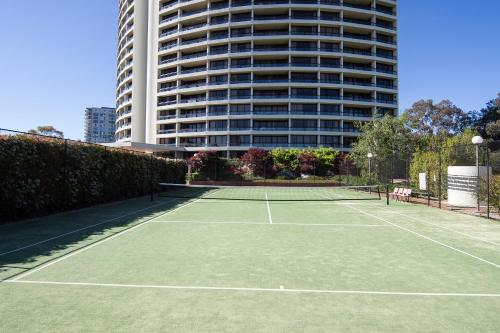 BreakFree Capital Tower Apartments photo 21