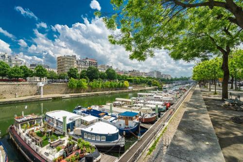 Paris Center Tournelle Suite - 5 guests photo 38