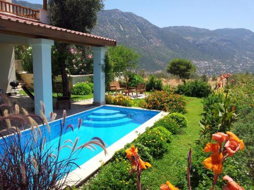 Kalkan Villa Bethany - 1048 online rezervasyon
