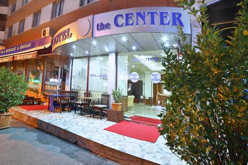 The Center Hotel photo 27