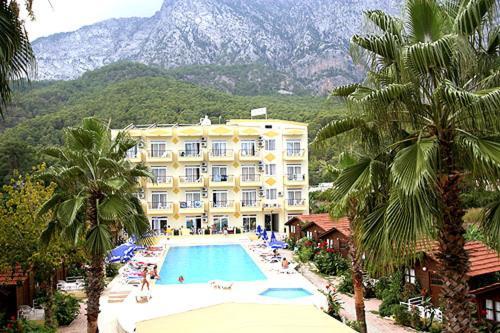 Beldibi Imeros Hotel rezervasyon