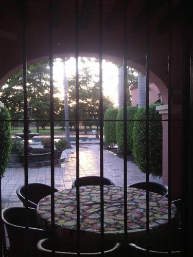 Hotel Hacienda Cazadores Photo