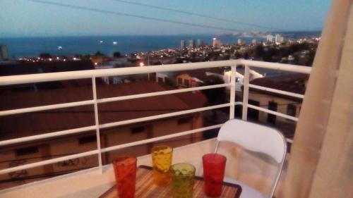 HotelApartamento Valparaíso Cumbres Placeres