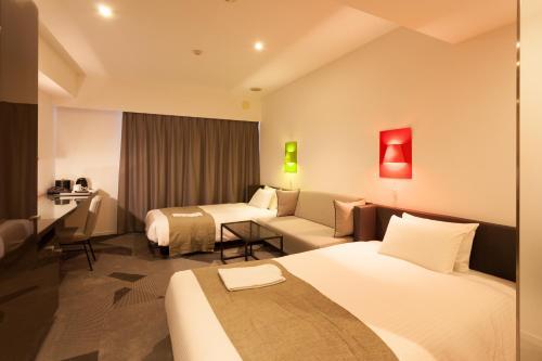 Shibuya Granbell Hotel Review