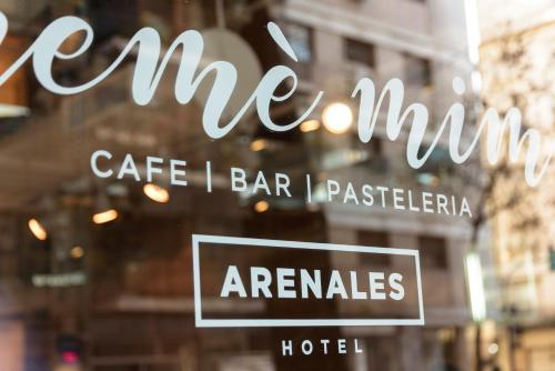 Hotel Arenales photo 45