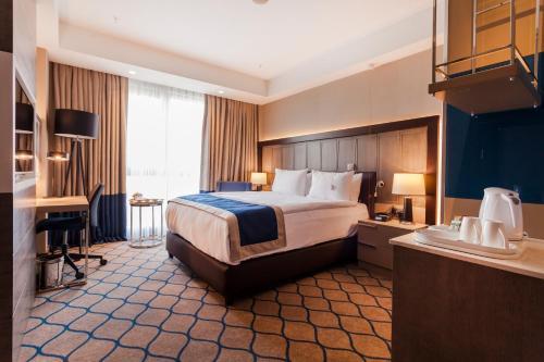 Kayseri Holiday Inn Kayseri - Duvenonu adres