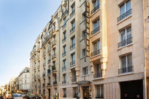 Hôtel Victor Hugo Paris Kléber impression