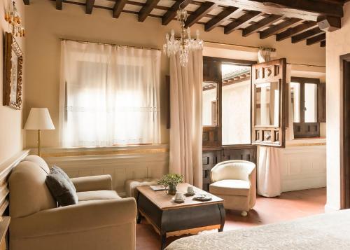 Junior Suite Hotel Casa 1800 Granada 9