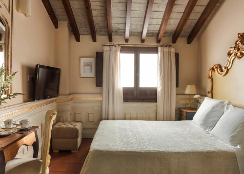 Habitación Superior Hotel Casa 1800 Granada 9