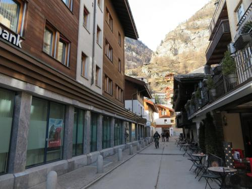 Hotel-overnachting met je hond in Holiday Apartment Seilerhaus - Zermatt