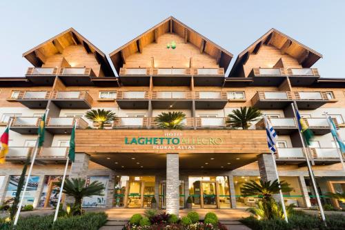 Hotel Laghetto Pedras Altas Photo
