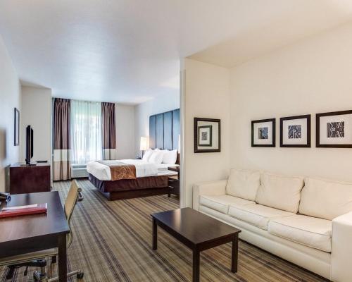 Comfort Suites Mandeville Photo