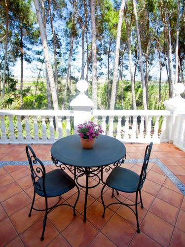 Suite con terraza Casa de La Campana 3