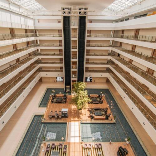 Bourbon Conmebol Convention Hotel Photo