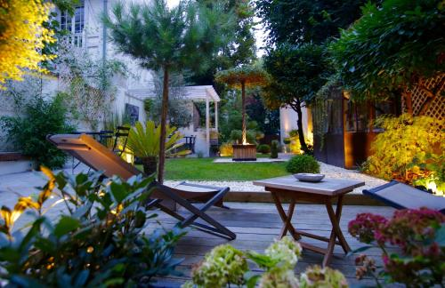 Villa du Square, Luxury Guest House impression