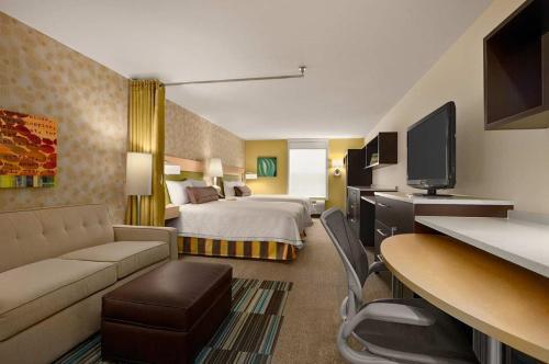 Home2 Suites By Hilton Huntsville Research Park - Huntsville, AL 35806