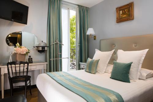 Hotel Plaza Elysées impression