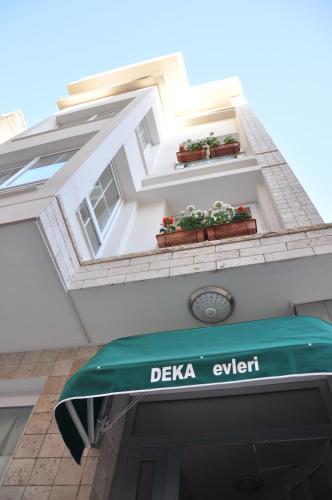 Izmir Deka Evleri yol tarifi