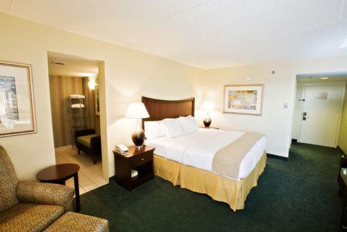Holiday Inn Express Indianapolis-plainfield - Plainfield, IN 46168