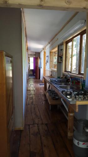 Evergreen Cabin Photo