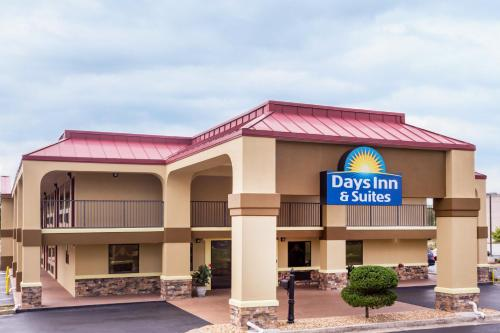 Days Inn & Suites By Wyndham Warner Robins Near Robins Afb - Warner Robins, GA 31093