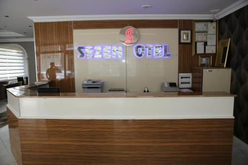 Saray Sezen Otel contact