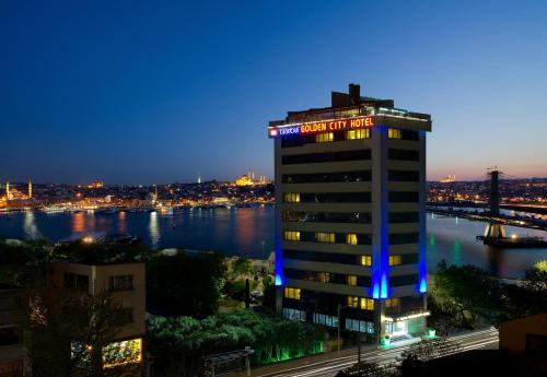 Istanbul Golden City Hotel photo 34
