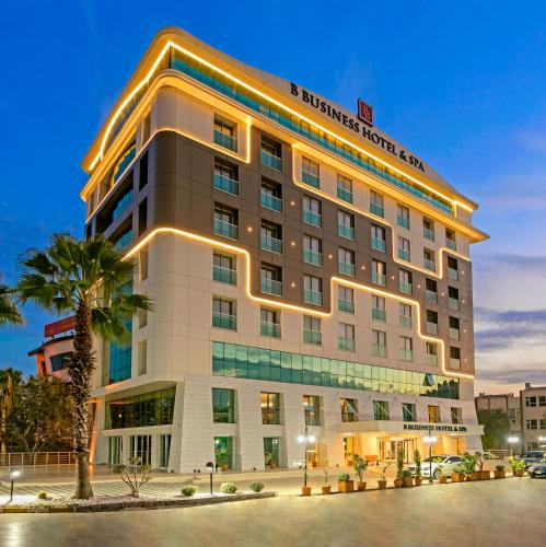 Antalya B Business Hotel & Spa