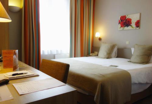 Leopold Hotel Brussels EU.  Foto 12