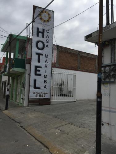 HotelHotel Casa Marimba