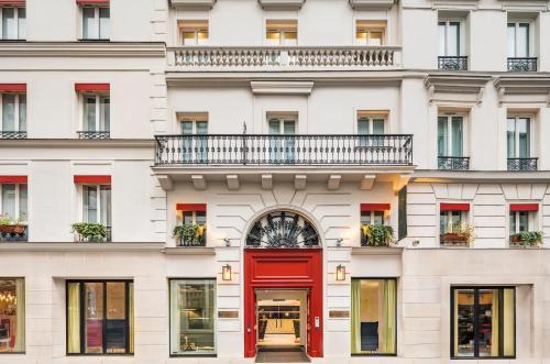 Hôtel Beauchamps photo 33
