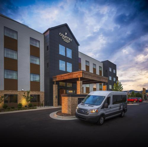 Country Inn & Suites by Radisson, Asheville Westgate, NC Photo