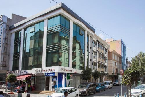 Istanbul De Maison Hotel harita