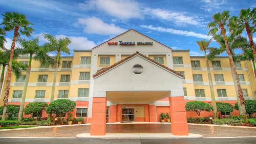 Fairfield Inn Suites By Marriott Jupiter