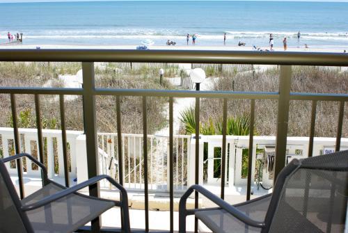 Best Western Ocean Sands Resort Hotel North Myrtle Beach