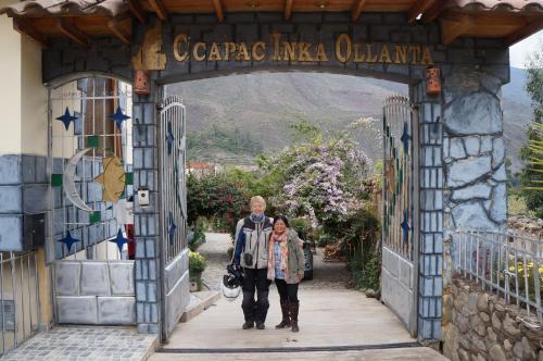 Ccapac Inka Ollanta Boutique Hotel Photo