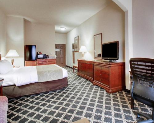 Comfort Suites Vidalia Photo