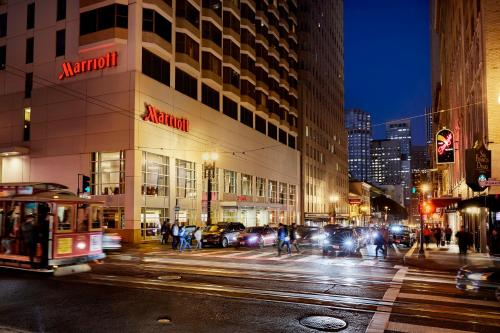 San Francisco Marriott Union Square impression