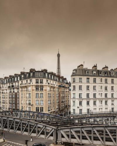 Hotel Mercure Bd De Grenelle Paris