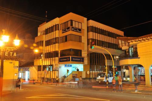 Foto de Hotel Plaza Real de Oca�a