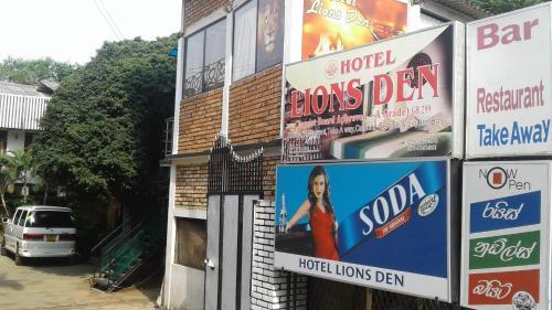 Hotel Lions Den & Lions D Restaurant