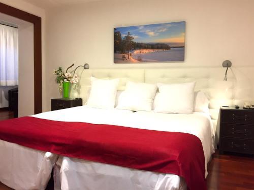 Habitación Doble Comfort con acceso al spa - 1 o 2 camas Hotel Del Lago 16