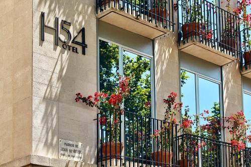 Hotel 54 Barceloneta impression