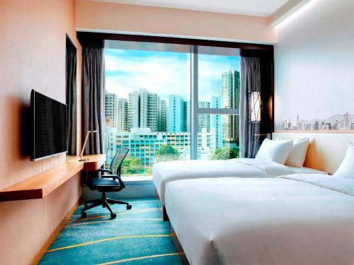 Hilton Garden Inn Hong Kong Mongkok photo 20